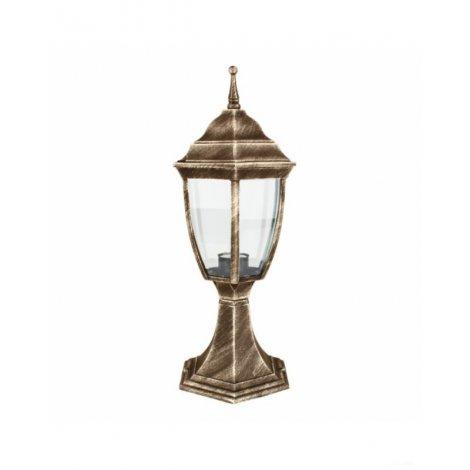 Светильник парковый RIGHT HAUSEN (метал/античное золото) 60W E27 (на подставке) HN-19.3.04.8