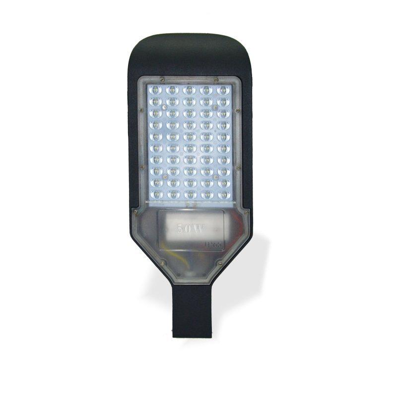 Светодиодный уличный светильник (консольный) Евросвет SKYHIGH-50-040 50W 6400K