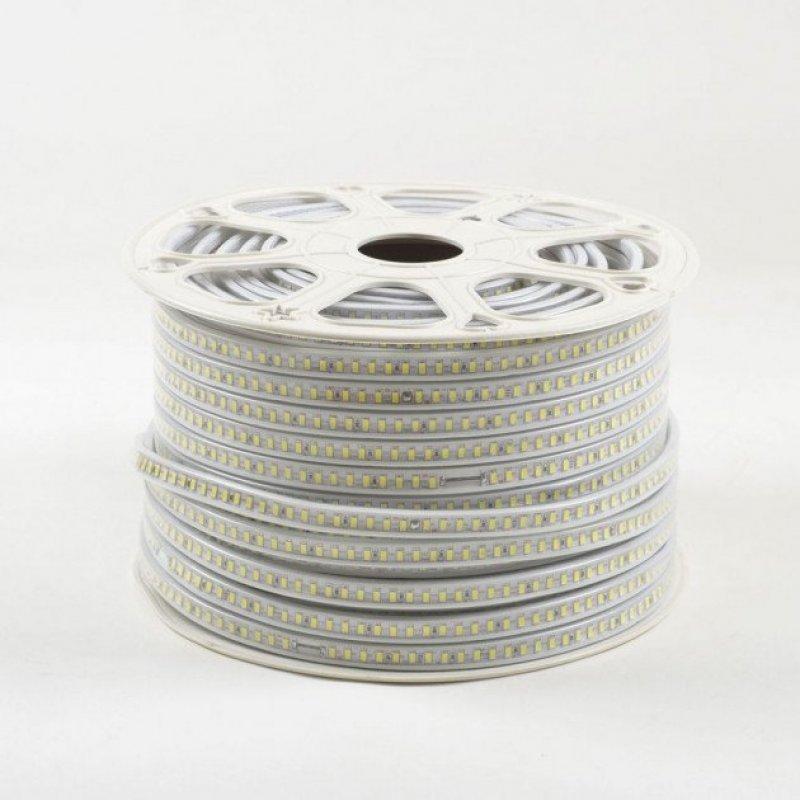Светодиодная лента SMD 5730 120LED/m 8W IP67 холодный белый