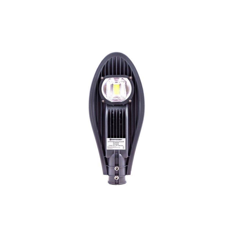 Светодиодный уличный светильник (консольный) Евросвет ST-30-04 30W 6400K
