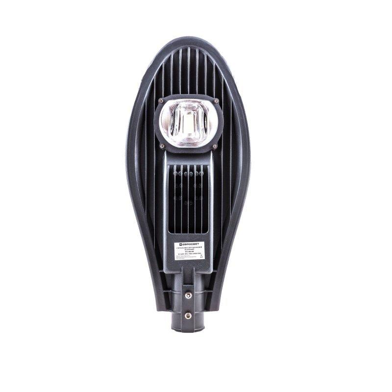 Светодиодный уличный светильник (консольный) Евросвет ST-50-04 50W 6400K