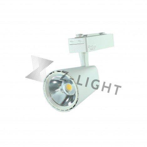 Трековая система Z-LIGHT ZL4010 30W 4000K