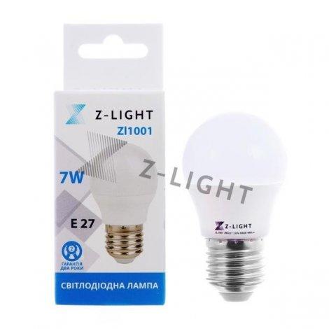 Светодиодная лампа Z-LIGHT ZL1001 7W E27 4000K