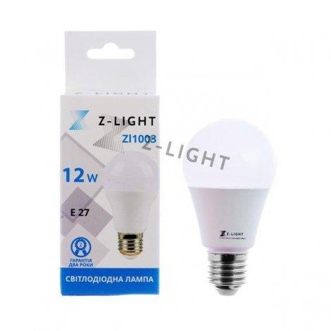 Светодиодная лампа Z-LIGHT ZL1003 12W E27 4000K/6400K