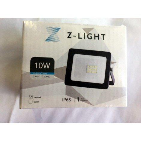 Светодиодный прожектор Z-LIGHT ZL4101/ZL4102 10W 6000K