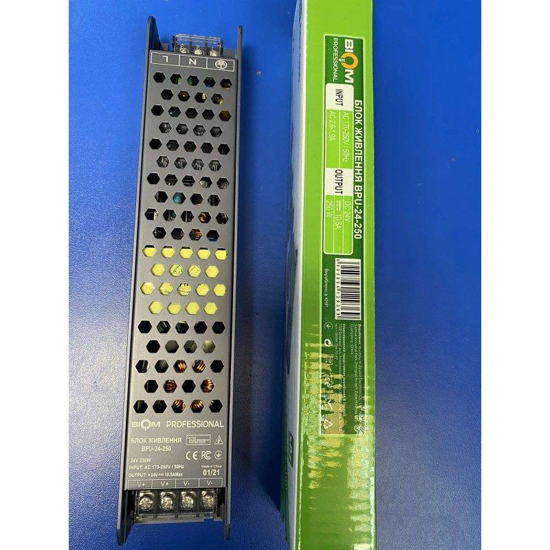 Блок питания Biom Professional DC24 250W BPU-24-250 10.5А