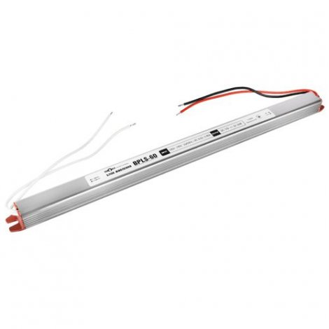Блок питания BIOM Professional DC12 60W BPLS-60-12 5А stick