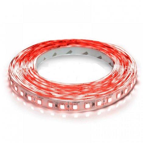Светодиодная лента OEM ST-12-2835-120-R-20 красная негерметичная 1м