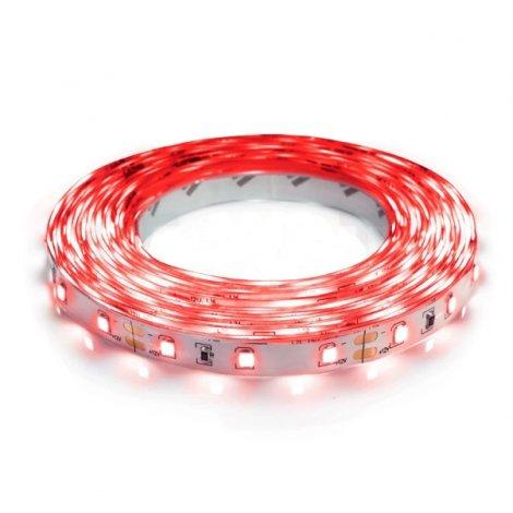 Светодиодная лента OEM ST-12-2835-60-R-20 красная негерметичная 1м