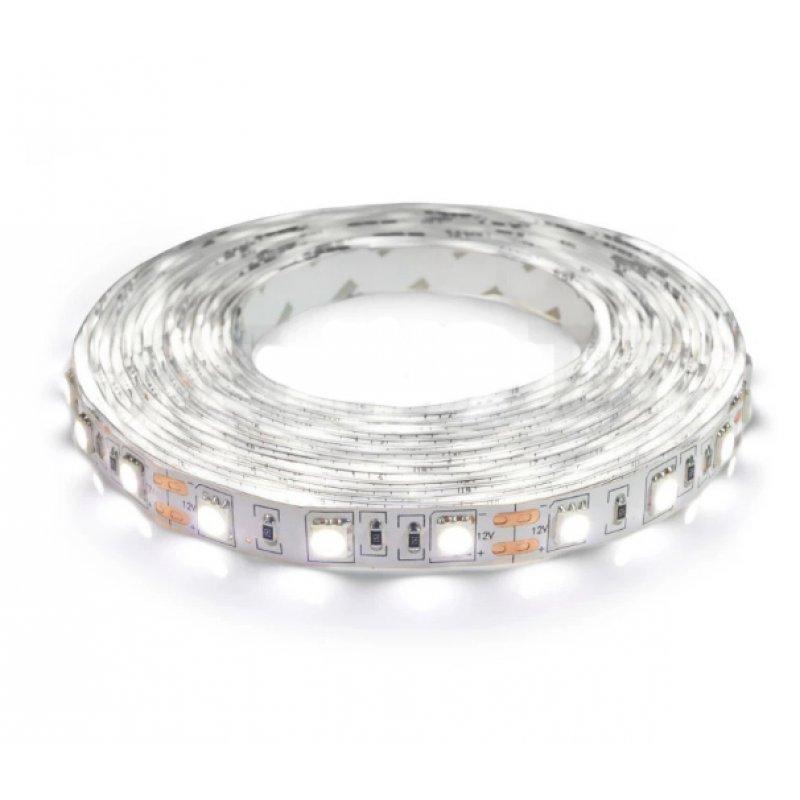 Светодиодная лента OEM ST-12-5050-60-CW-20-V2 холодный белый негерметичная 1м