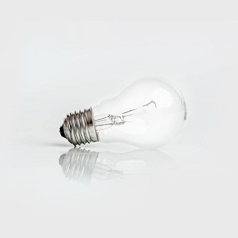 Лампа накаливания ЛОН 25W, 40W, 60W, 75W, 100W