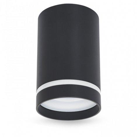 Накладной светильник Feron ML308 GU10 Черный/Белый