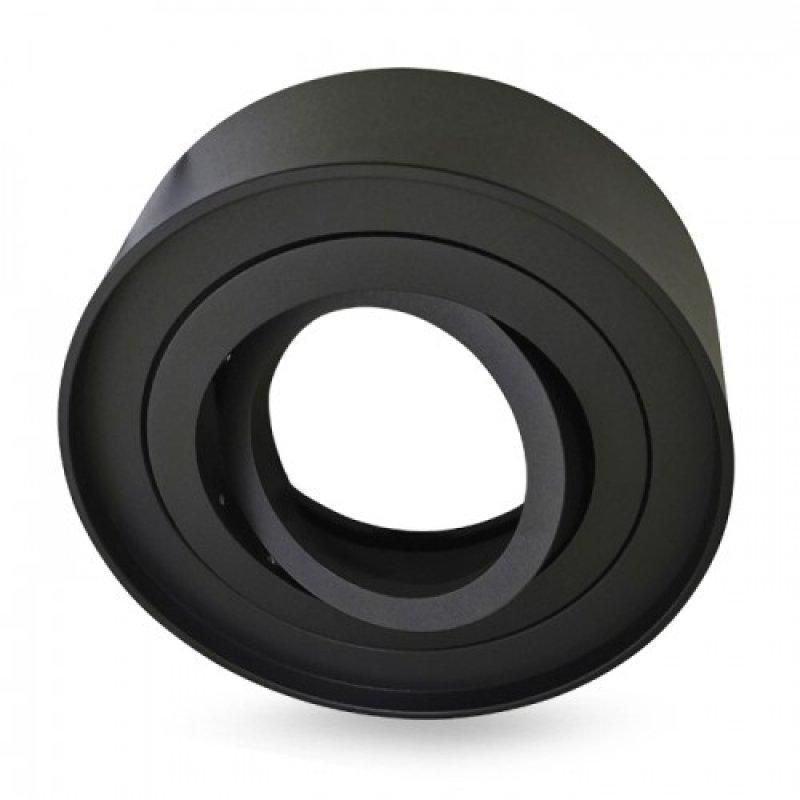 Встраиваемый поворотный светильник Feron ML344 G5.3 Черный/Белый
