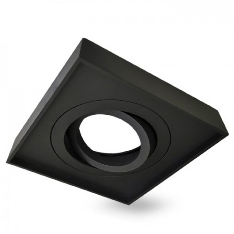 Встраиваемый поворотный светильник Feron ML345 G5.3 Черный/Белый
