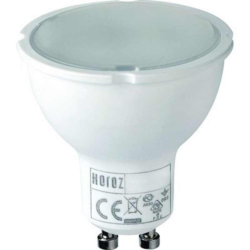 LED лампа Horoz Electric Vision-6 GU10 6W 3000/4200/6400K
