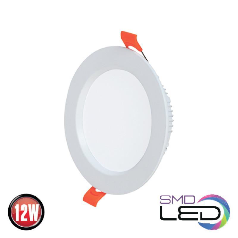 Светильник врезной светодиодный HOROZ Eleсtric ALEXA-12 12W 900lm