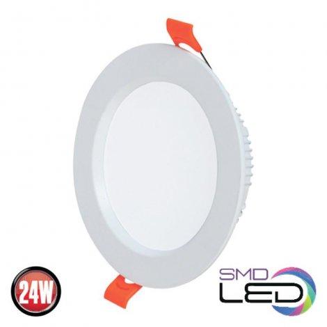 Светильник врезной светодиодный HOROZ Eleсtric ALEXA-24 24W 1800lm