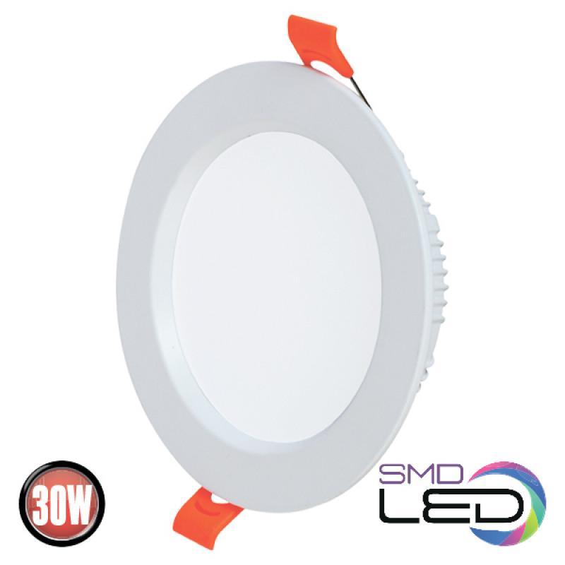Светильник врезной светодиодный HOROZ Eleсtric ALEXA-30 30W 2200lm