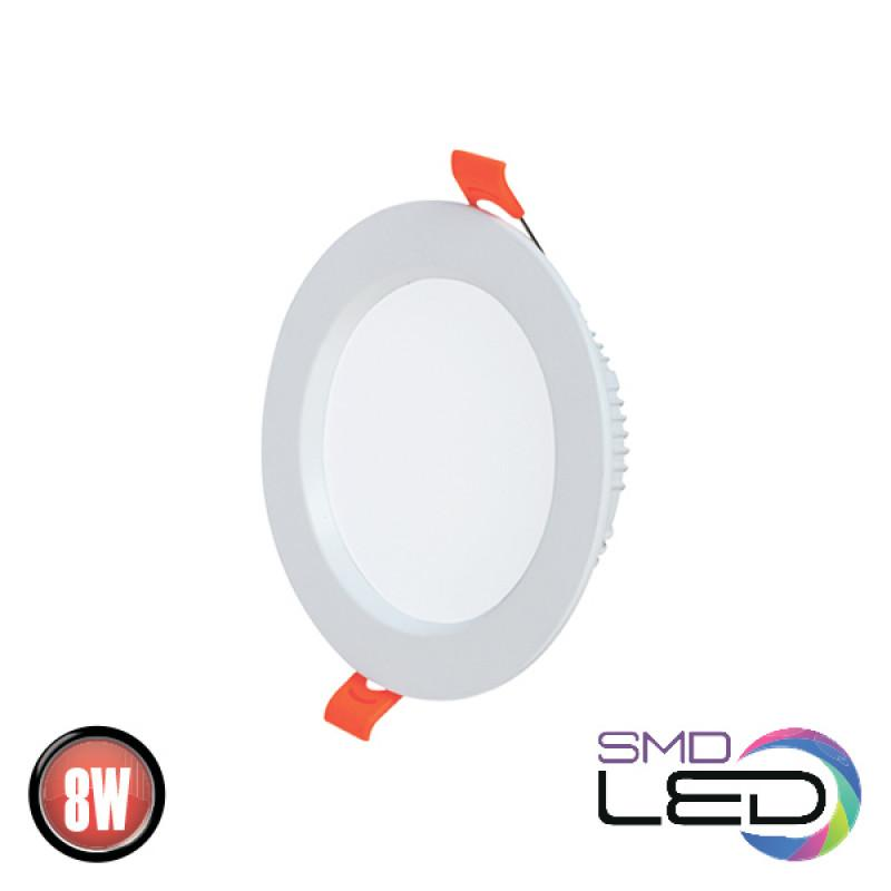 Светильник врезной светодиодный HOROZ Eleсtric ALEXA-8 8W 600lm
