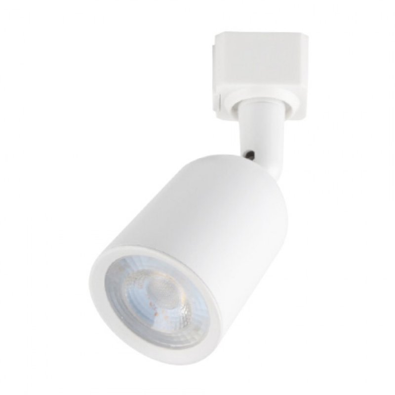 Светодиодный светильник трековый Horoz Electric ARIZONA-5 5W Белый/Черный