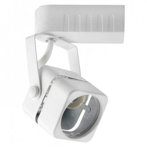 Светильник трековый Horoz Electric RABAT 50W Черный/Белый
