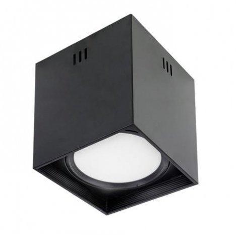 Светодиодный светильник Horoz Electric SANDRA-SQ15/XL 15W Белый/Черный