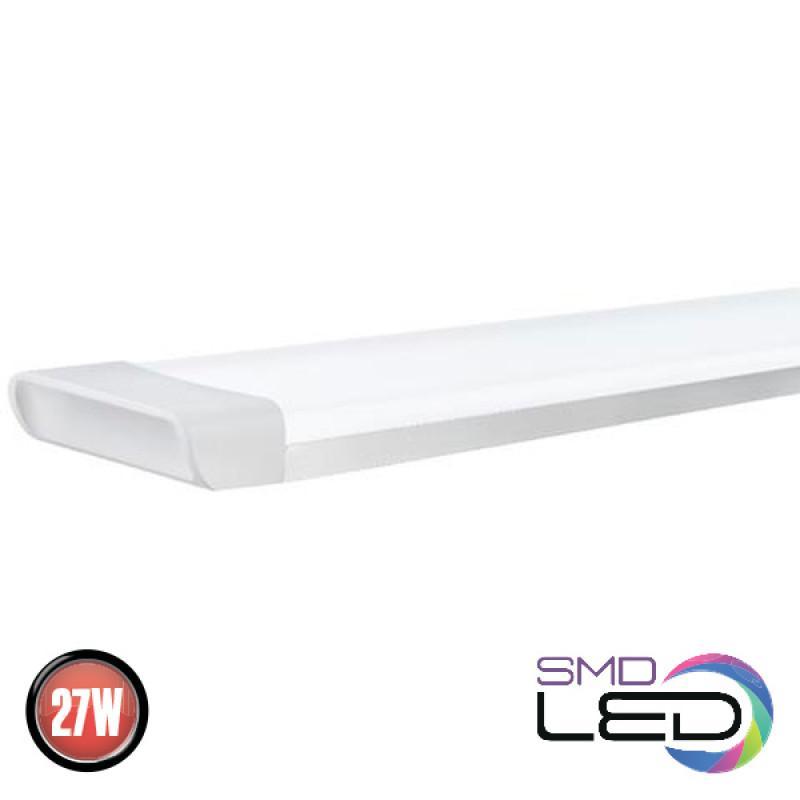 Светильник светодиодный линейный Horoz Electric TETRA/SQ-27 27W 4000К/6400K
