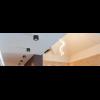 Светодиодный светильник Horoz Electric SANDRA-5/XL 5W Белый/Черный
