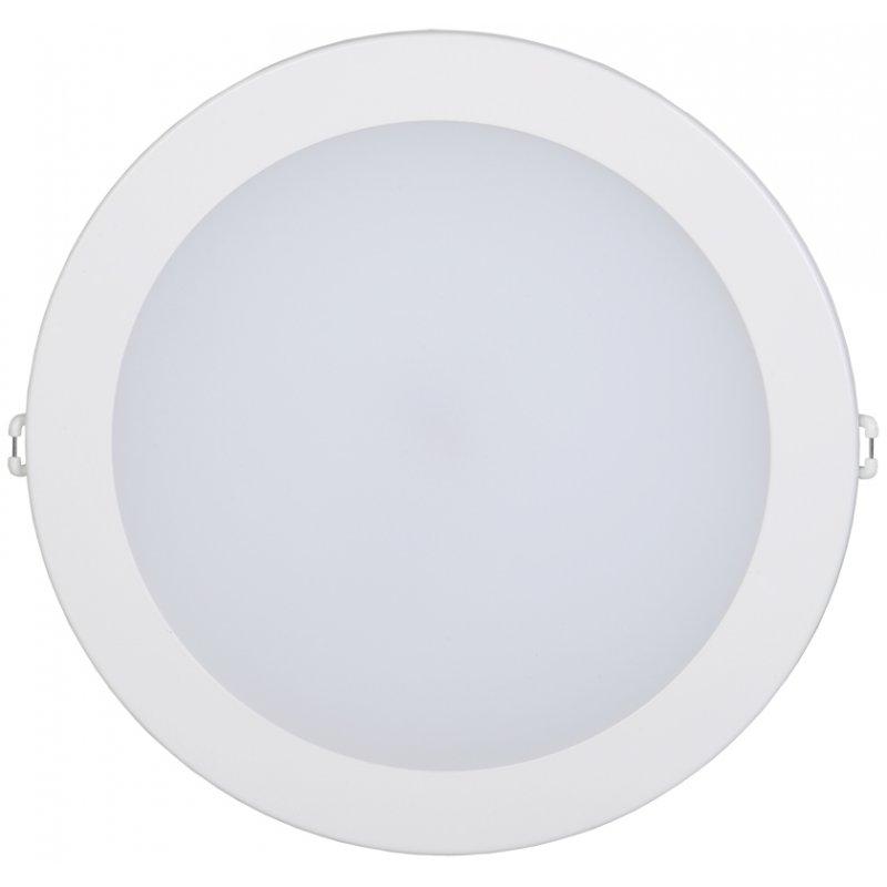 Светильник врезной HOROZ Electric SLIM-12 4200K 12W