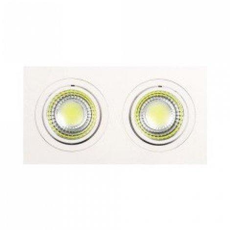 Светильник точечный светодиодный  HOROZ Electric ADRIANA - 10 2700/6400K 10W