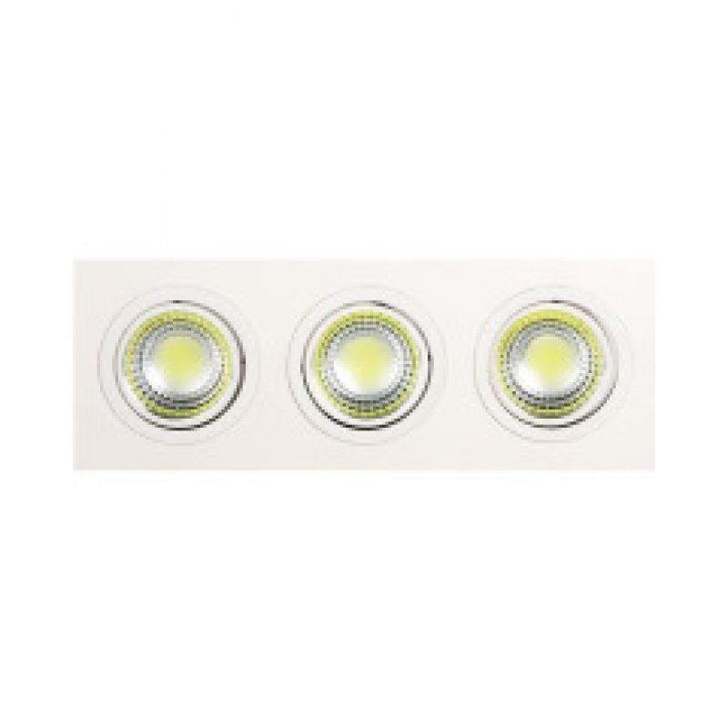 Светильник точечный светодиодный HOROZ Electric ADRIANA - 15 2700/6400K 15W