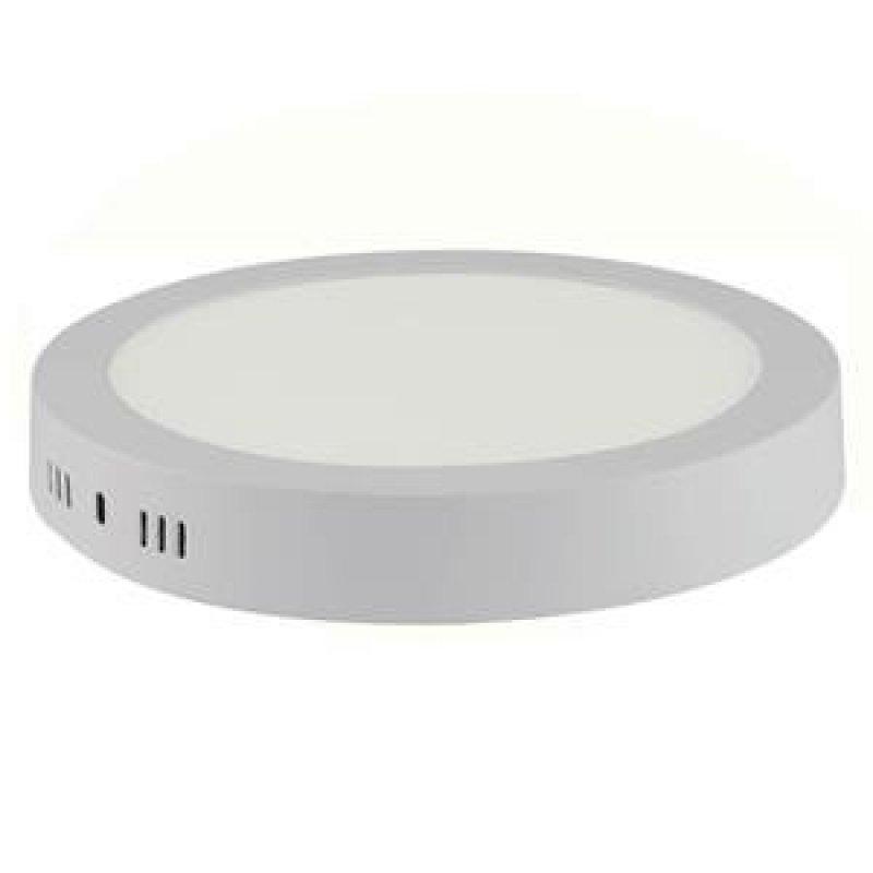 Светильник накладной HOROZ Electric (круг) CAROLINE - 18 4200K 18W