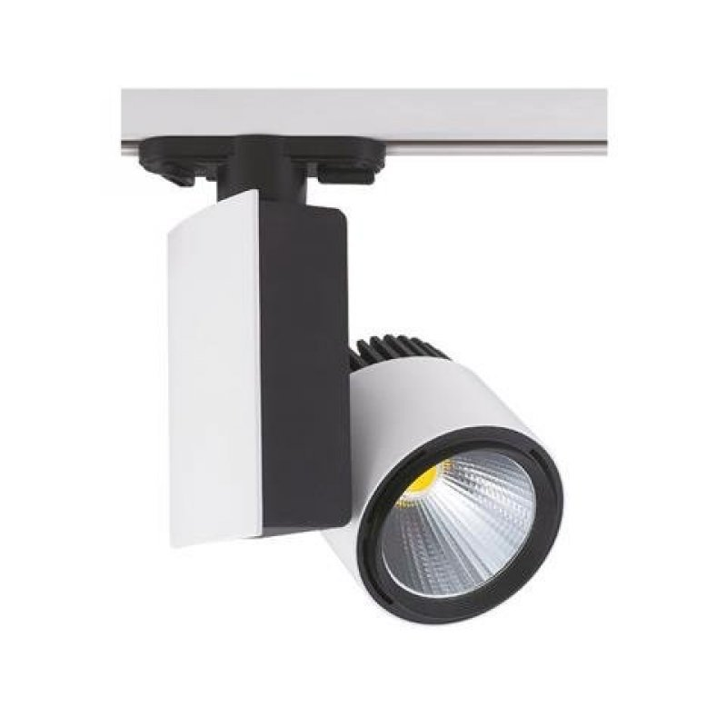 Светильник трековый светодиодный HOROZ Electric MADRID-23 4200K 23W