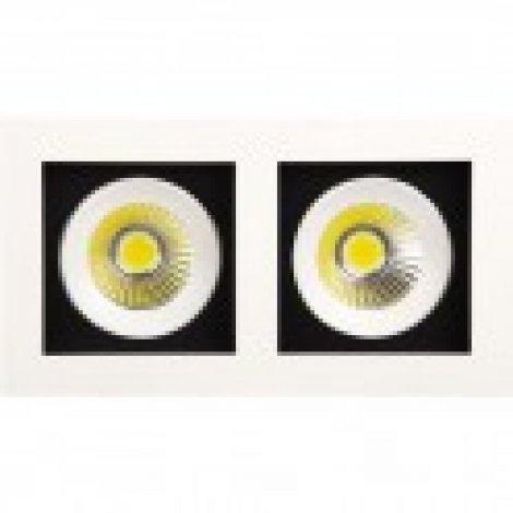 Светильник точечный светодиодный HOROZ Electric SABRINA - 16 2700/6400K 16W