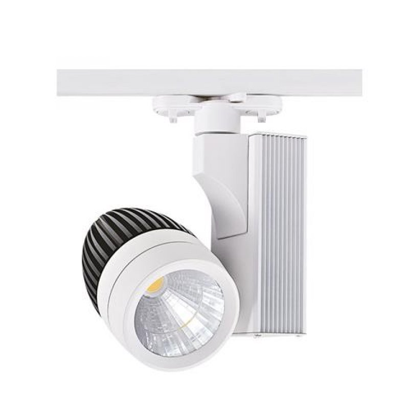 Светильник трековый светодиодный HOROZ Electric VENEDIKT-23 4200K 23W