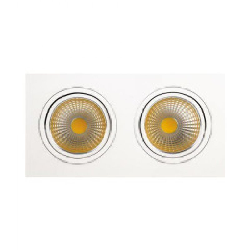 Светильник точечный светодиодный HOROZ Electric VERONICA - 20 2700/6400K 20W