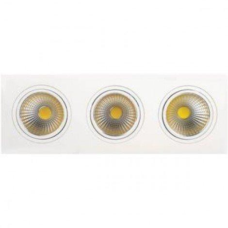 Светильник точечный светодиодный HOROZ Electric VERONICA - 30 2700/6400K 30W