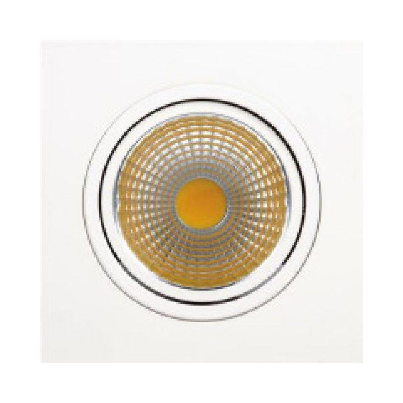 Светильник точечный светодиодный HOROZ Electric VERONICA - 10 2700/6400K 10W