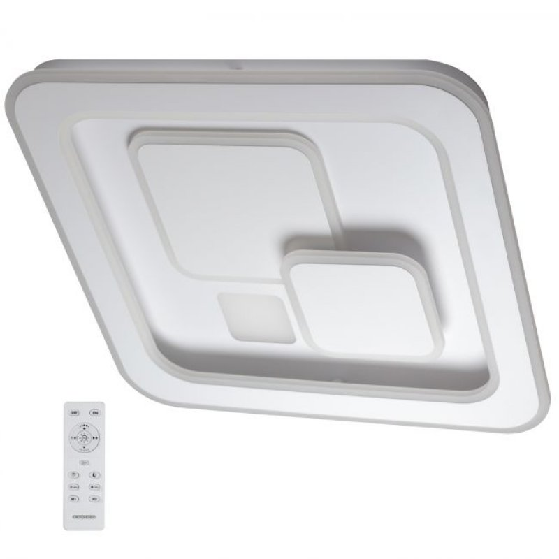 Светильник светодиодный СВЕТКОМПЛЕКТ LED ACR 4837 3S 105W RC с пультом ДУ
