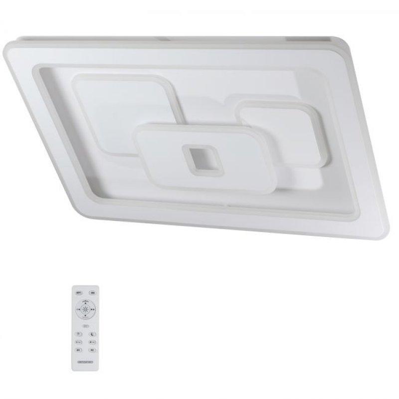 Светильник светодиодный СВЕТКОМПЛЕКТ LED ACR 6545 3P 120W RC с пультом ДУ