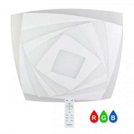 Светильник светодиодный СВЕТКОМПЛЕКТ LED ACRYLIC 04S 110W RGB WH RC