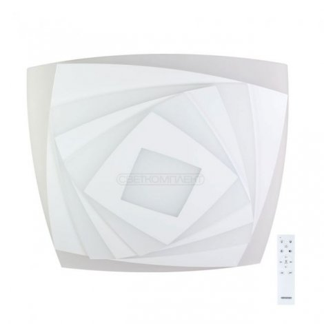 Светодиодный светильник СВЕТКОМПЛЕКТ LED ACRYLIC 04S 152W WH RC