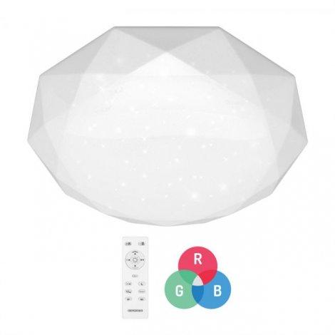 Светильник светодиодный СВЕТКОМПЛЕКТ MF-L 50 RGB TX IR RC с пультом ДУ