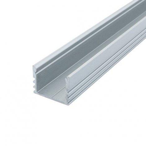 Профиль алюминиевый BIOM ЛП12 12х16 (палка 2м), м