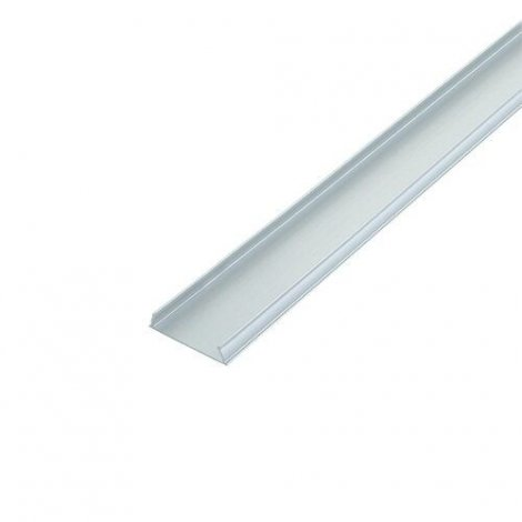 Профиль алюминиевый BIOM ЛПФ-5 гибкий 5х15 (палка 2м), м