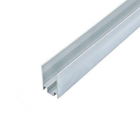 Профиль алюминиевый BIOM ЛПН-16 для крепления ленты NEON 8*16, (палка 2м) м