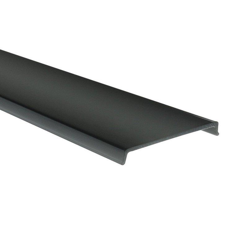 Рассеиватель черный BIOM LM-20B, к профилю LP-20AB, LPV-20AB, палка 2м