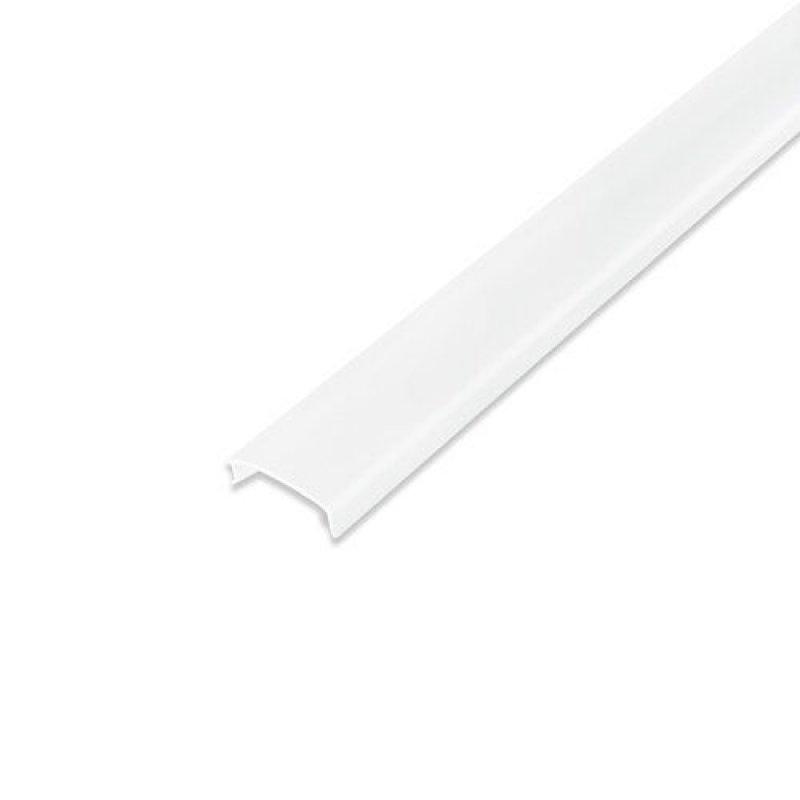 Рассеиватель прозрачный BIOM LC-U для LED профиля