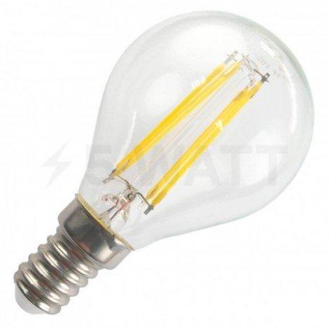 Светодиодная лампа Biom FL-304 G45 4W E14 4500K