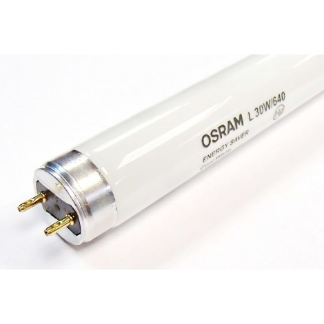 Люминесцентная лампа OSRAM T8 NATURA L30W/76 G13